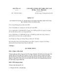 Thông tư số 37/2012/TT-BCA