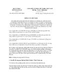 Thông tư liên tịch số 06/2012/TTLT-BTP-BNG