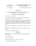 Quyết định số 161/QĐ-QLD