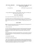 Quyết định số 682/QĐ-TTg