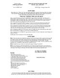 Quyết định số 1214/QĐ-TCHQ