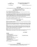 Quyết định số  164/QĐ-QLD