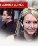 Dịch vụ khách hàng trong tương lai