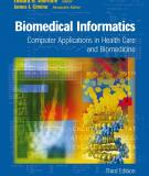 Biomedical Informatics Computer Applications in Health Care and Biomedicine - Third Edition