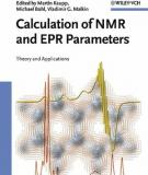 Calculation of NMR and EPR Parameters Theory and Applications