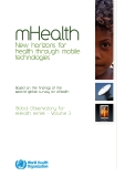 New horizons for health through mobile technologies