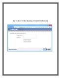 Tạo và chia sẻ tài liệu văn phòng với bạn bè trên Facebook