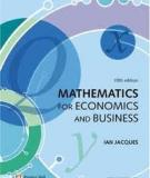 MATHEMATICS FOR ECONOMICS AND BUSINESS fifth edition
