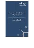 International Trade FinanceA Pragmatic Approach