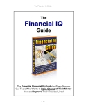The Financial IQ Guide