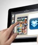 """""""Tuồn"""" sách vào iPad với DropBox"""