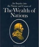 An Inquiry Into the Nature and Causes of the Wealth of Nations  by A.Smith