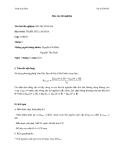 Báo cáo thí nghiệm: Đo hệ số Hall