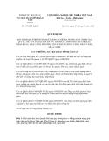 Quyết định số 159/QĐ-HQLC