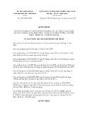 Quyết định số 3258/QĐ-UBND
