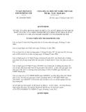 Quyết định số 2650/QĐ-UBND