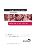 HEALTH EDUCATION - Michigan State Board of Education
