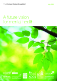 A future vision for mental health