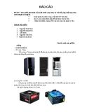 Tìm hiểu giá thành của một chiếc máy tính, tư vấn lắp ráp một máy tính mới với giá cả hợp lý.