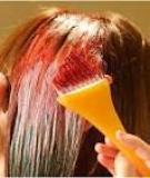 Nguy cơ tiềm ẩn từ thuốc nhuộm tóc