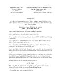 Nghị quyết số 59/2012/NQ-HĐND