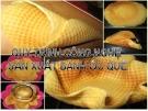Quy trình công nghệ sản xuất bánh ốc quế