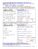 Đề thi học sinh giỏi máy tính casio  môn vật lý