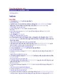 Tự học Hán ngữ hiện đại – Bài 6: Tuổi tác