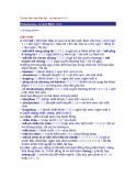 Tự học Hán ngữ hiện đại – Bài ôn tập 11-15