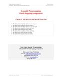 Lập trình Joomla! 1.5-Chương 5: Xây dựng các chức năng tại Front-End