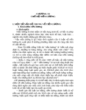 Chương XI: Chế độ tiền lương
