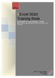 Excel 2010 Training Book - Lý thuyết cơ bản excell 2010