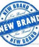 Bản sắc thương hiệu-cá tính của doanh nghiệp