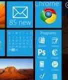 Dùng thử Firefox phong cách Modern UI trên Windows 8