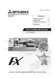 Sổ tay hướng dẫn sử dụng PLC Mitsubishi
