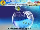 Đề tài: Hoạt động của các trung gian tài chính phi ngân hàng. Thực trạng hoạt động của các trung gian tài chính phi ngân hàng ở Việt Nam.