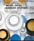 RECENT ADVANCES IN  NOVEL DRUG CARRIER  SYSTEMS