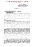 Tài liệu tham khảo pháp luật kinh tế
