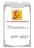 Báo cáo: TỔ CHỨC CÔNG TÁC KẾ TOÁN TẠI CÔNG TY TNHH TITAN HOA HẰNG THÁI NGUYÊN