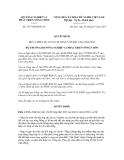 Quyết định số 1577/QĐ-BNN-TC