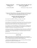 Nghị quyết số 58/2012/NQ-HĐND