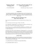 Nghị quyết số 72/2012/NQ-HDND