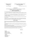 Nghị quyết số 20/2012/NQ-HĐND