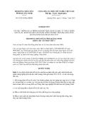 Nghị quyết số 53/2012/NQ-HĐND