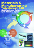 Materials & Manufacturing Technologies In AIST Get Maximum Output With Minimal Input