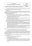 TIÊU CHUẨN NHÀ NƯỚC 2652 – 78:Phương pháp lấy, bảo quản và vận chuyển mẫu