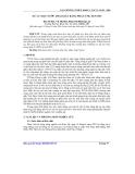 Báo cáo:  XỬ LÝ MÀU NƯỚC THẢI GIẤY BẰNG PHẢN ỨNG FENTON