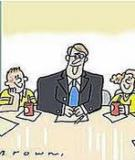 Quản lý doanh nghiệp kiểu gia đình trị, lợi hại khó lường