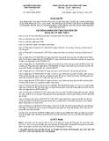 Nghị quyết số 08/2012/NQ-HĐND