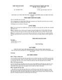 Quyết định số 1223/QĐ-KTNN